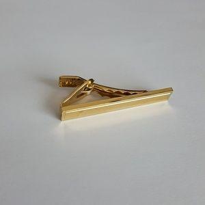 Vintage - Men's Gold Tie Bar